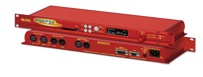 Sonifex RB-PD2 Audio Broadcast Profanity Delay