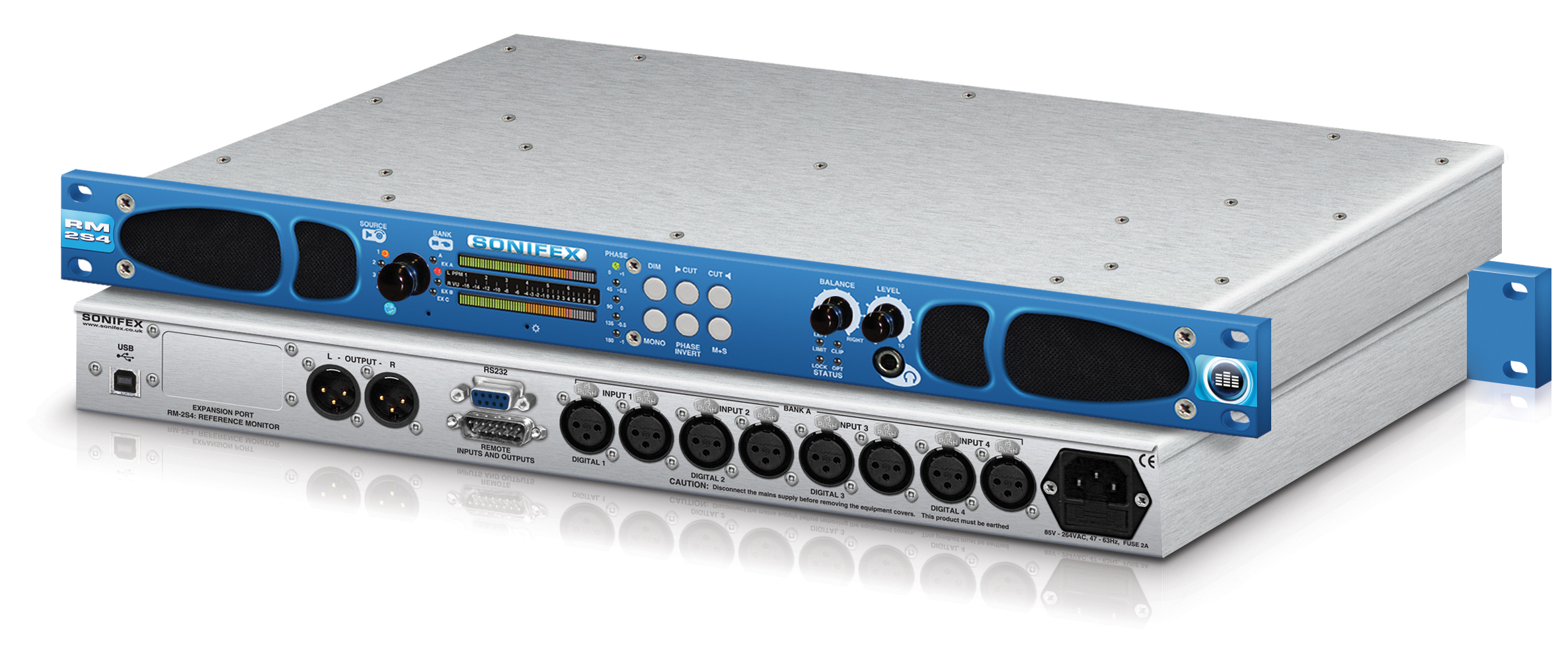 faulty Hdsdi And  sdi And Analog Audio Ppm And Speaker Monitoring Unit Video Production & Editing