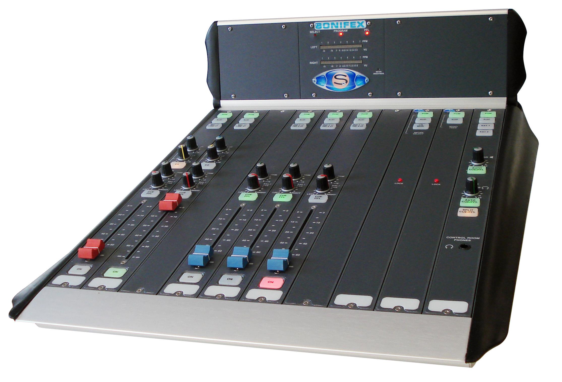 Sonifex S2 Broadcast Mixer