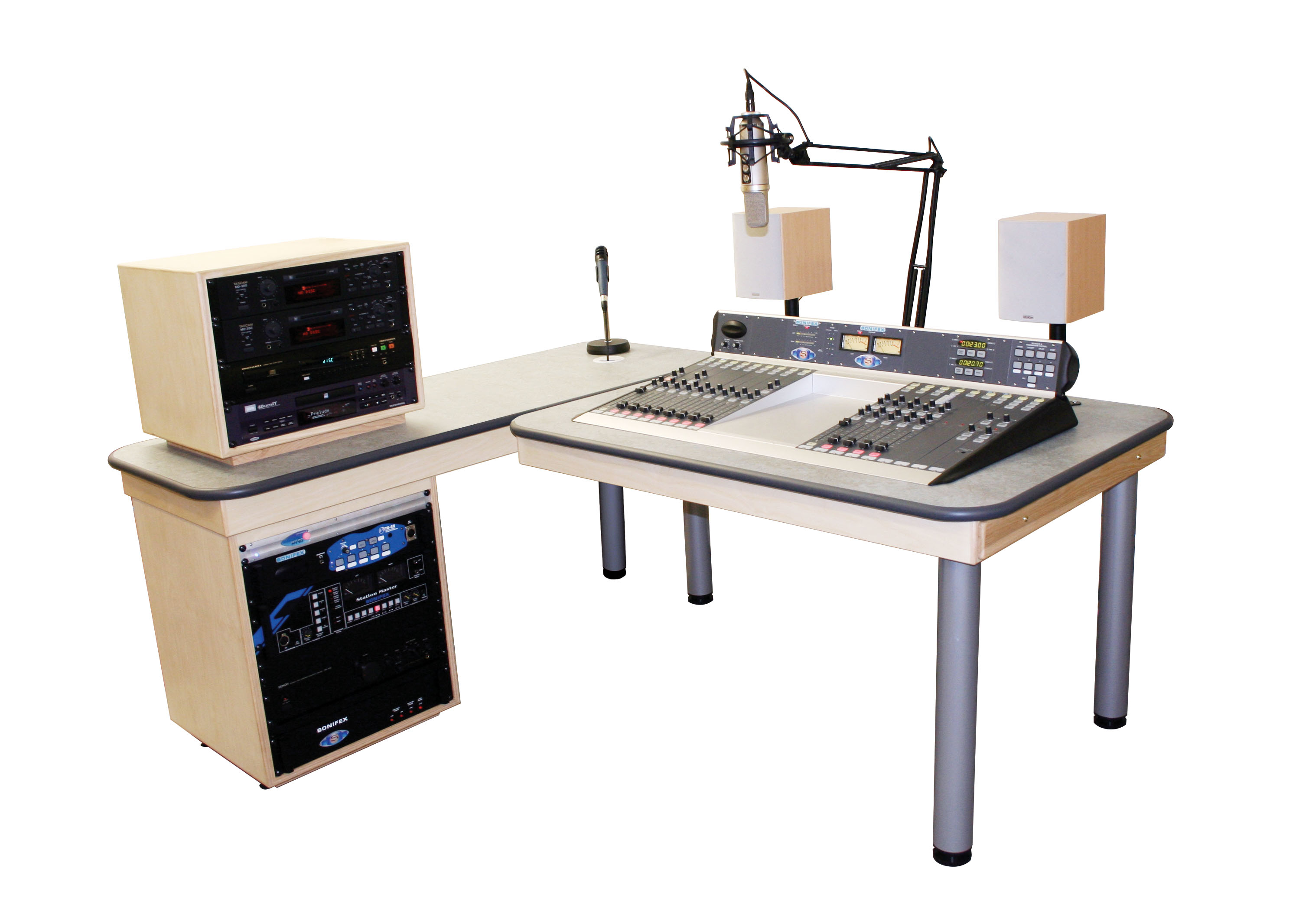 Sonifex S2 Solutions Broadcast Studio Packages Description