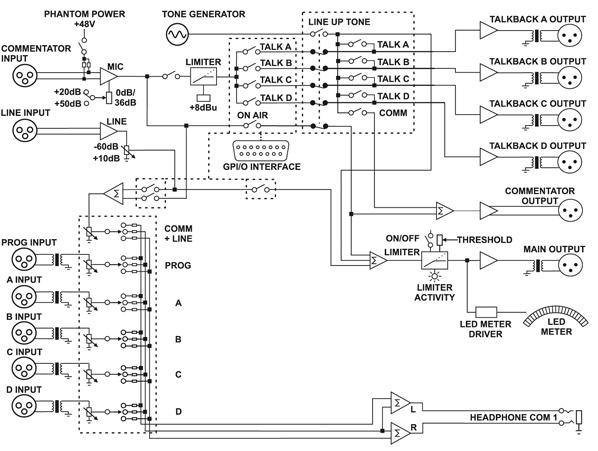 CM-CU1 circuit diagram