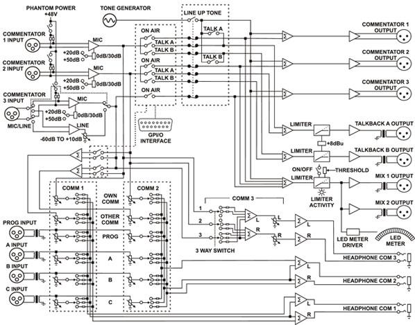 CM-CU21 circuit diagram