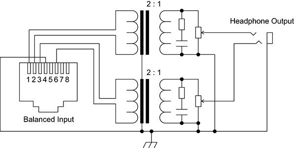 CM-HPR1 Diagram