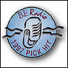 BE Radio logo