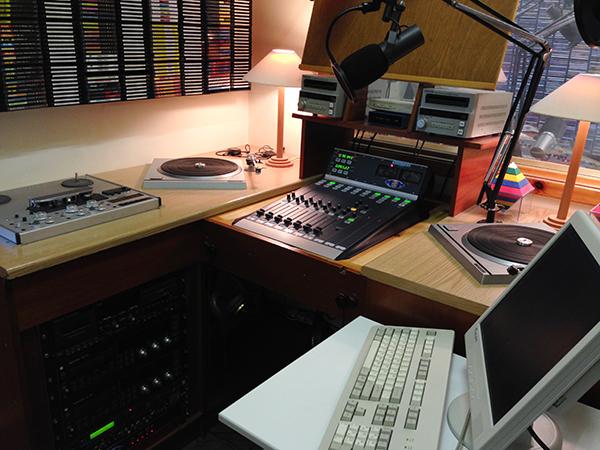SIBC studio