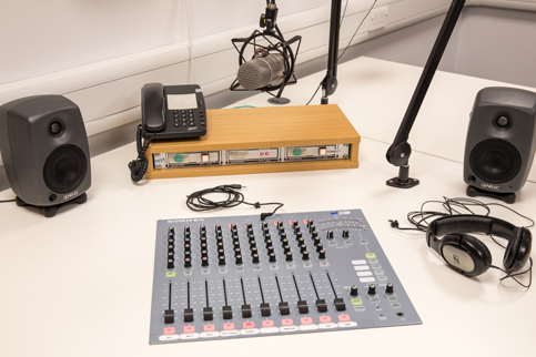 Sonifex S1 Mixers at Southampton University
