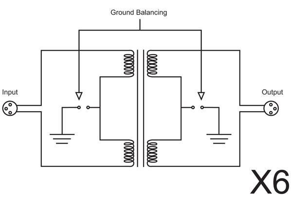 RB-PLI6 Diagram