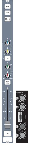 S2-CMM Mic/Mic Channel