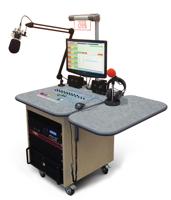 The Sonifex Portable Solutions Radio Package